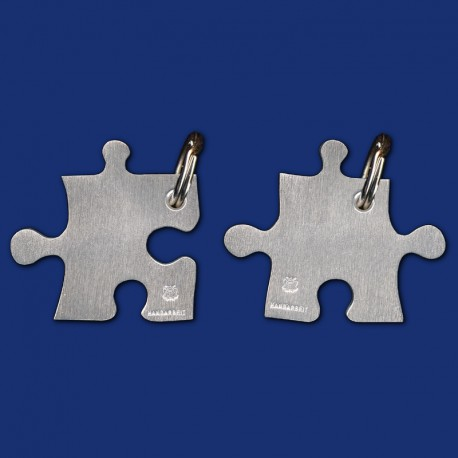 Schlüsselanhänger Puzzle