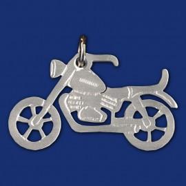 Schlüsselanhänger Motorrad