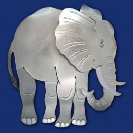 Elefant Haarspange in zwei Größen